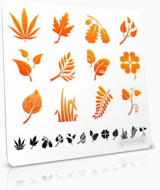 Stock Vectors - leaves Vector - Векторные изображения