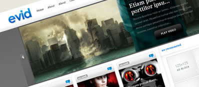 ET eVid - Шаблон для WordPress