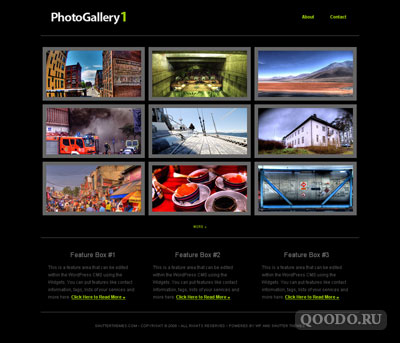 iT Photo Gallery 1-5 v2.1.1 - Шаблон для WordPress
